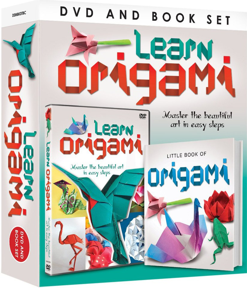 learn-oragami-includes-book