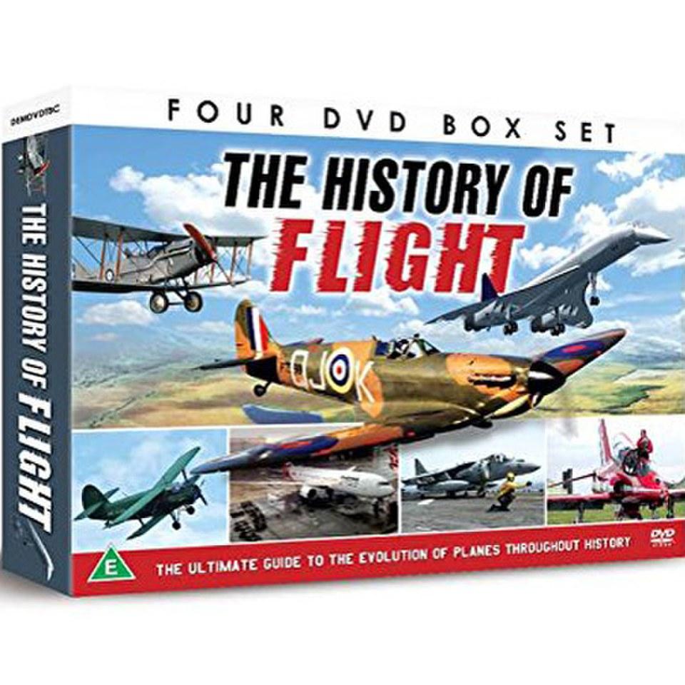 history-of-flight