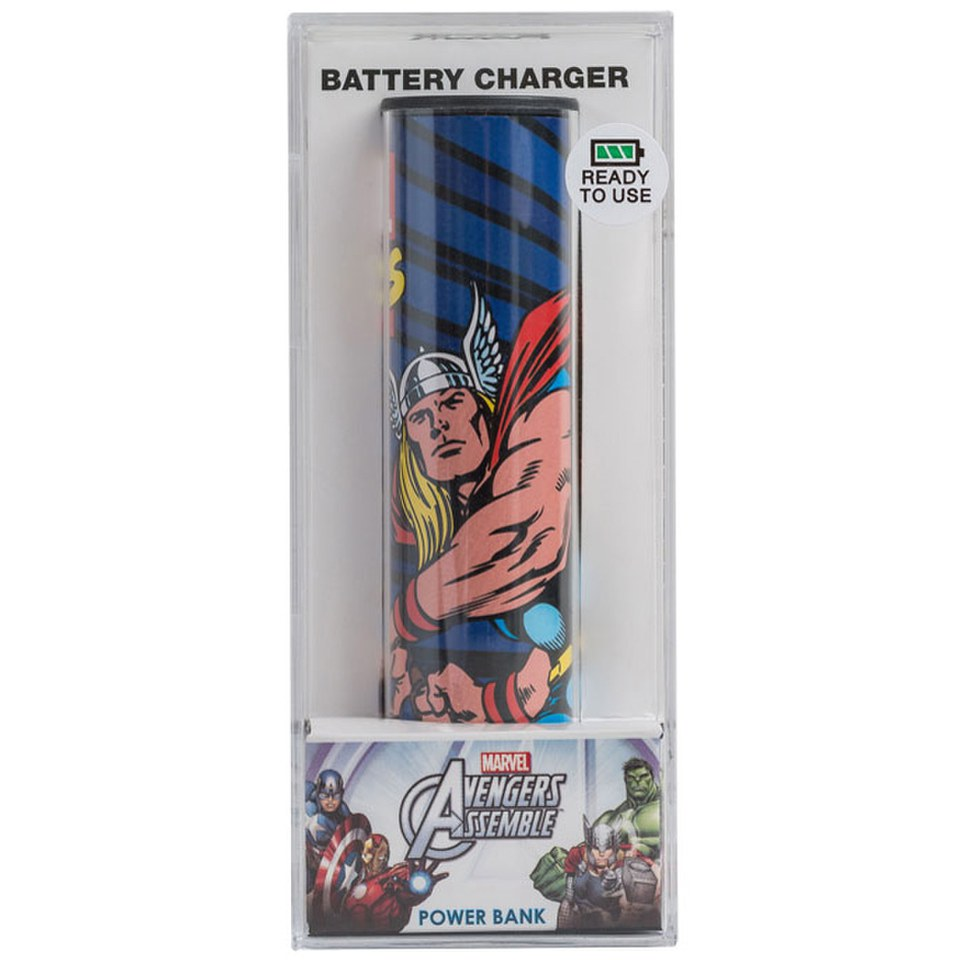 tribe-marvel-comics-thor-portable-power-bank