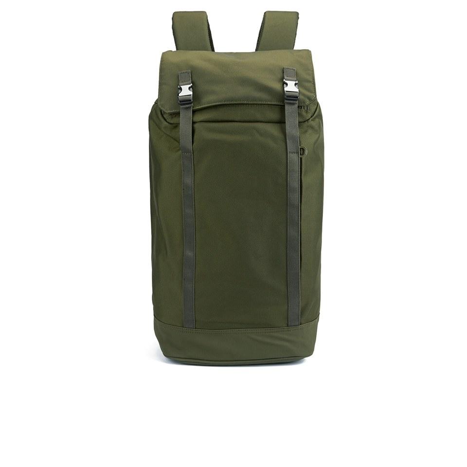 c6-men-slim-backpack-olive-nylon