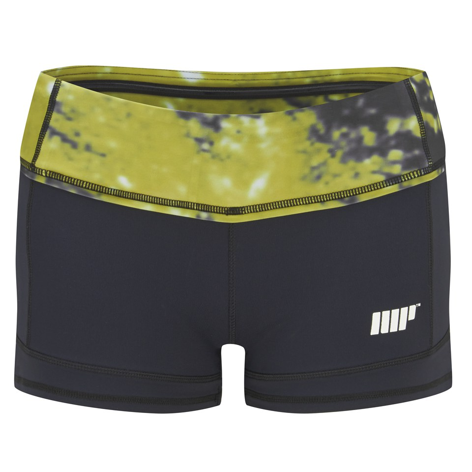 myprotein-women-ft-athletic-shorts-gold-xs