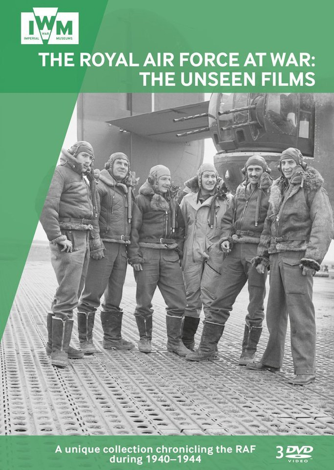 the-royal-air-force-at-war-the-unseen-films-collection