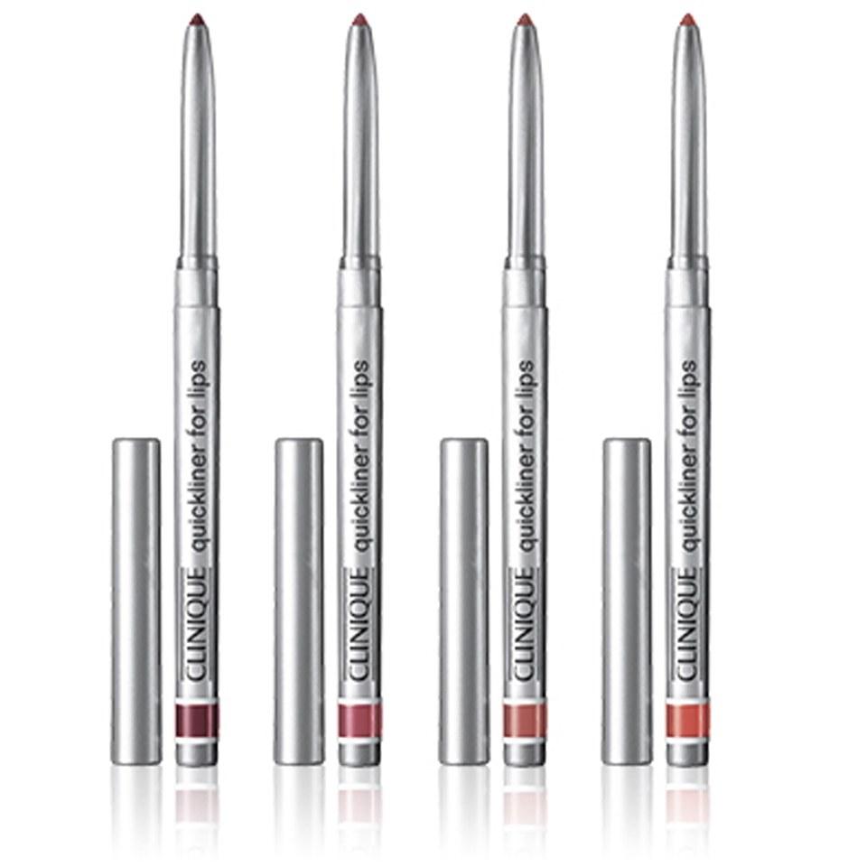 Clinique Make-up Lippen Quickliner for Lips Nr. 37 Cocoa Peach 1 Stk.