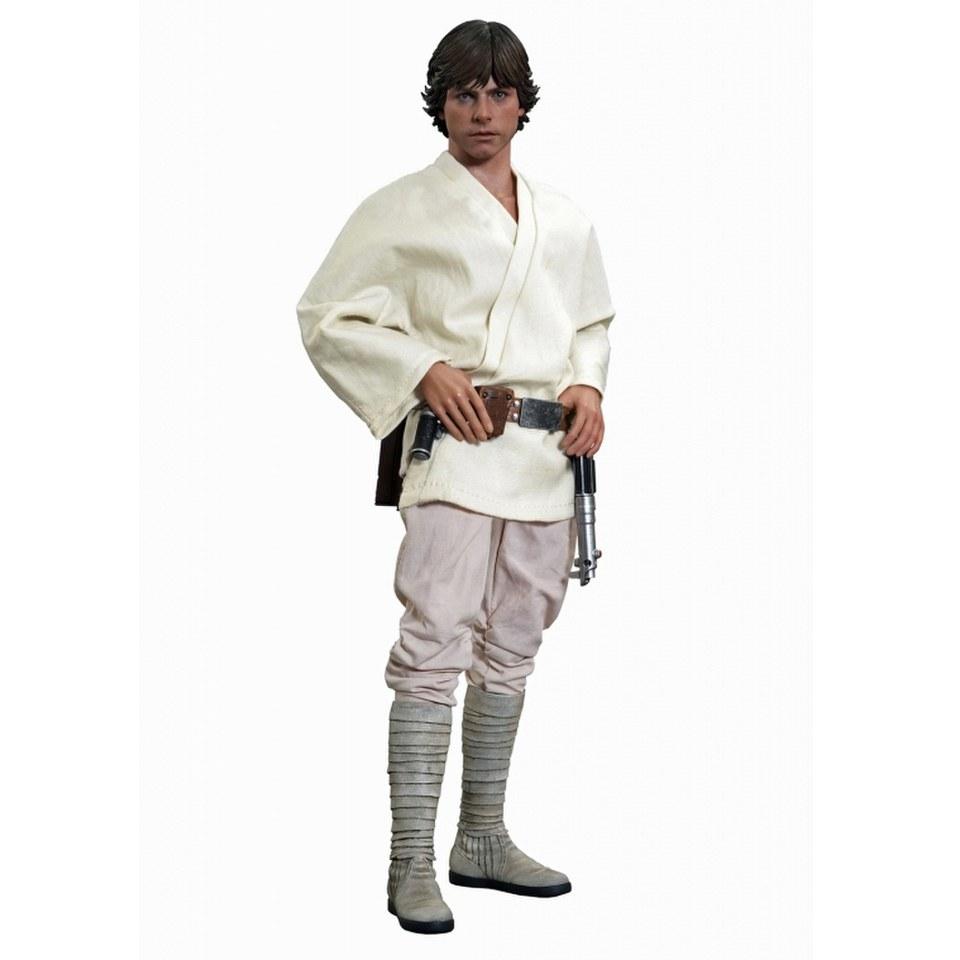 Hot Toys Star Wars A New Hope Luke Skywalker 1 6 Scale