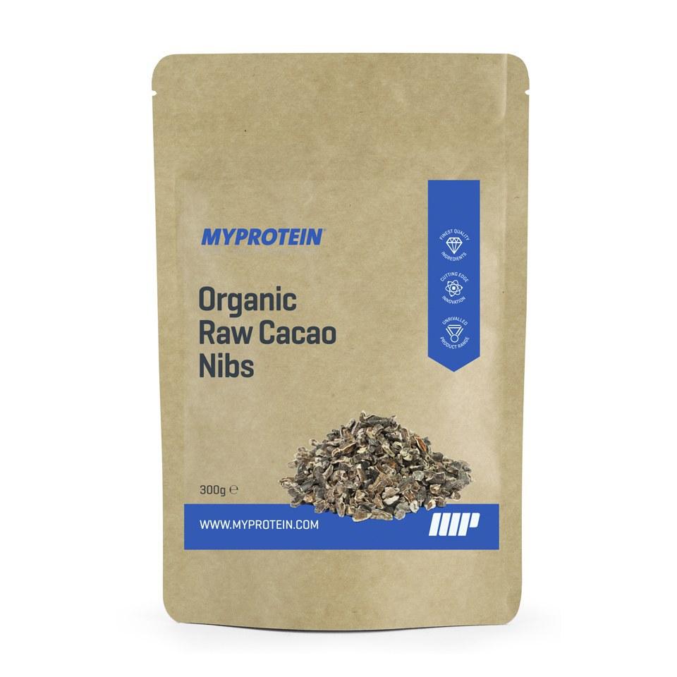 Organic Cacao Nibs (300g)