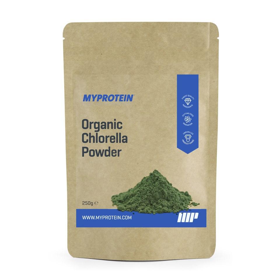 Foto Organic Chlorella Powder (250g) Myprotein
