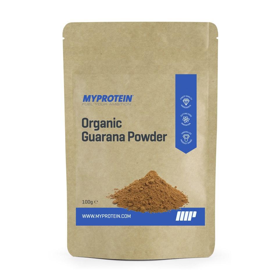 Organic Guarana Powder (100g)