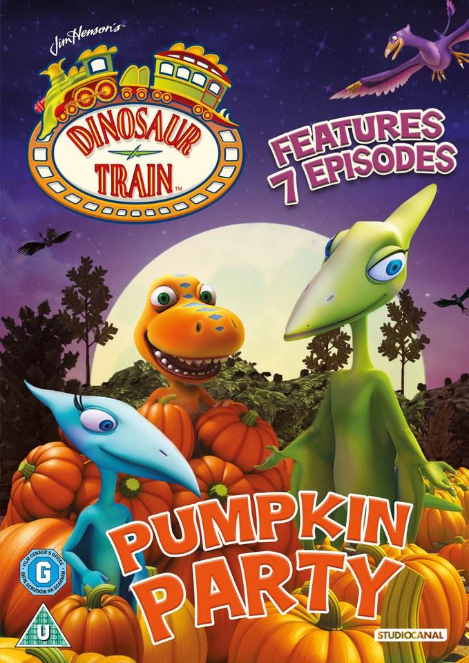 dinosaur-train-pumpkin-party
