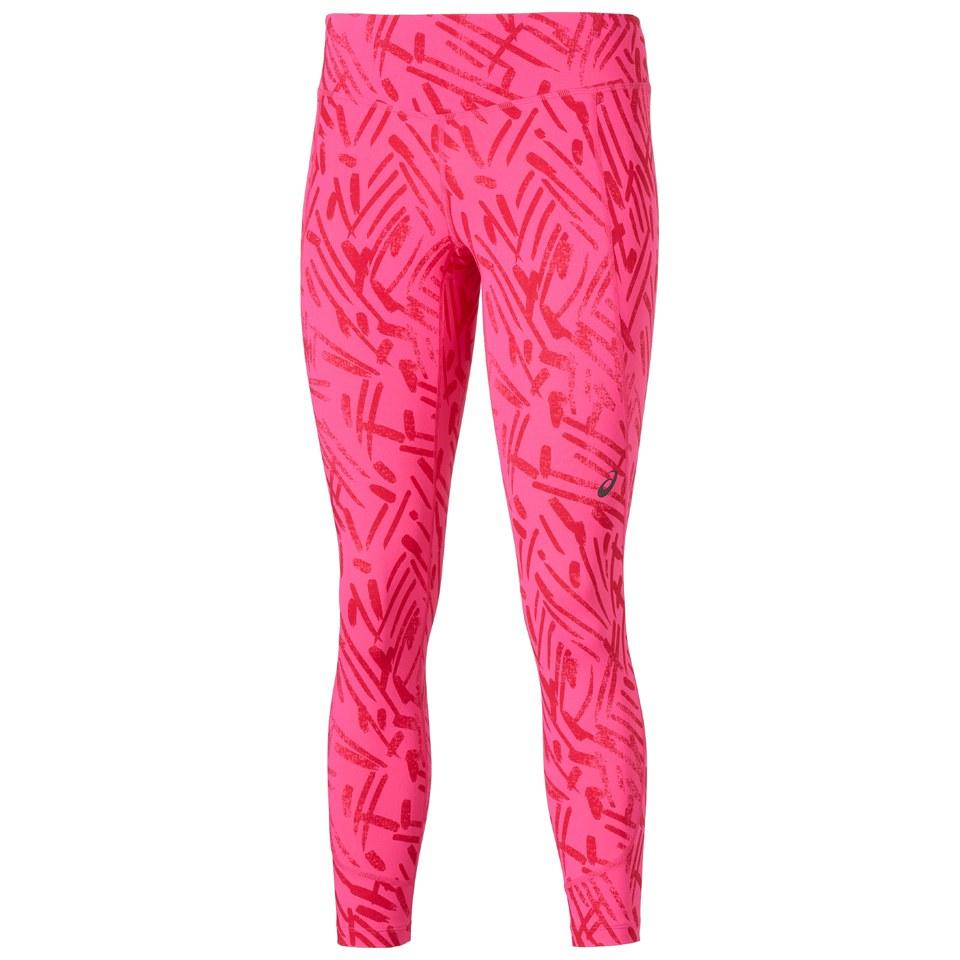 asics-women-graphic-78-running-tights-pink-glow-palm-xs