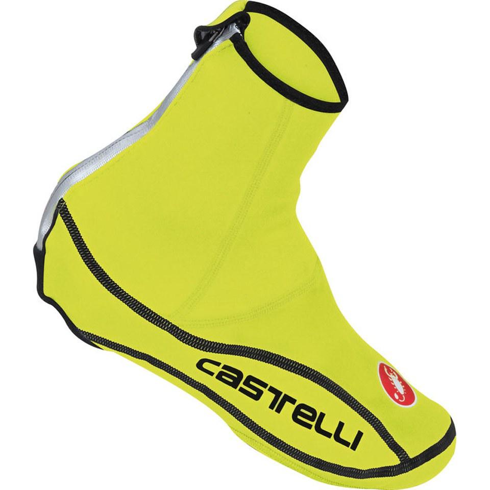 castelli-ultra-shoe-covers-yellow-m