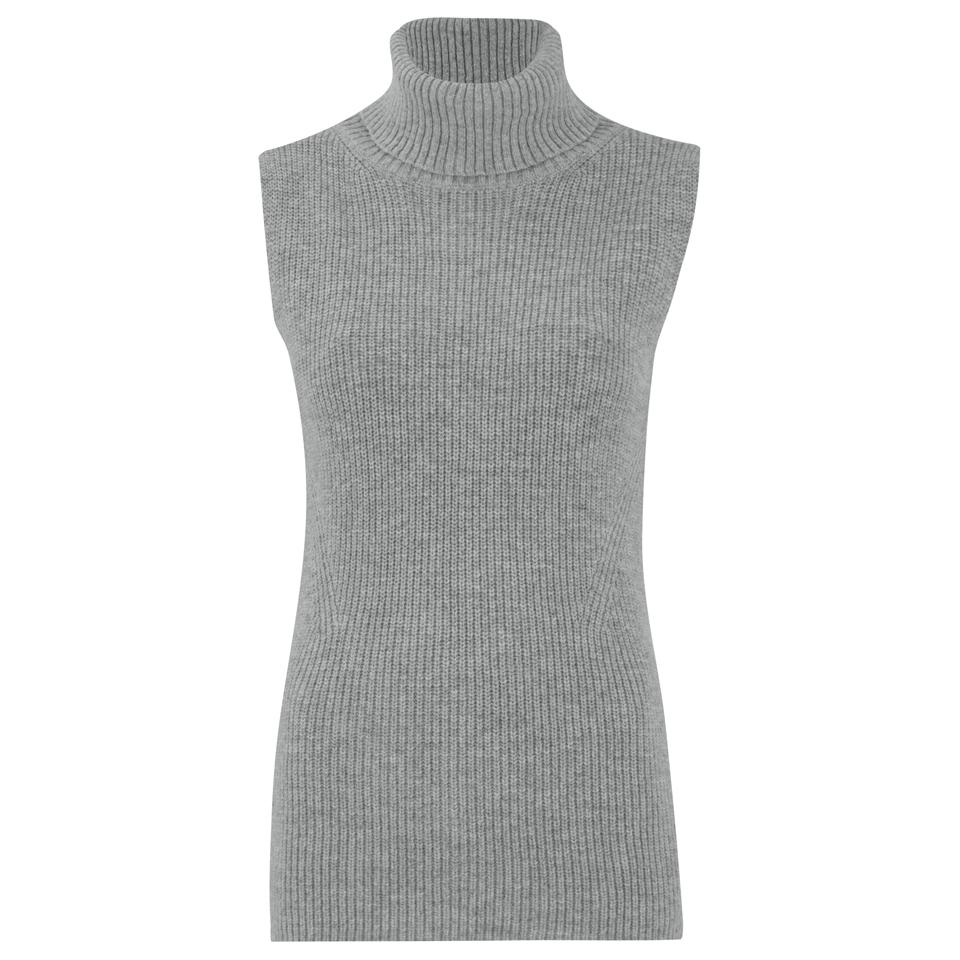 french-connection-women-abel-knits-high-neck-jumper-grey-melange-xs-8