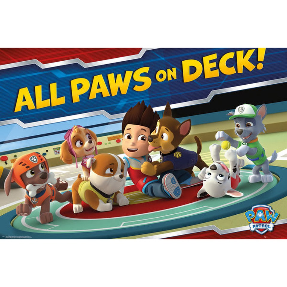 paw-patrol-all-paws-on-deck-24-x-36-inches-maxi-poster