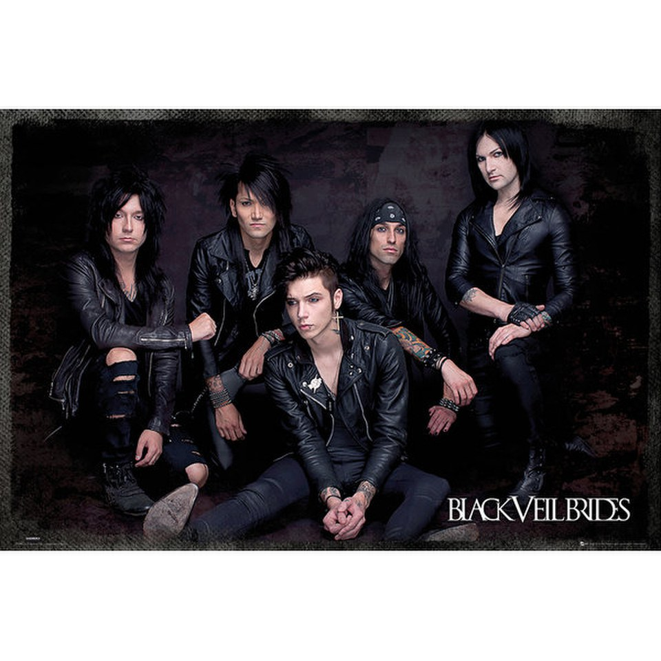 black-veil-brides-group-sit-24-x-36-inches-maxi-poster