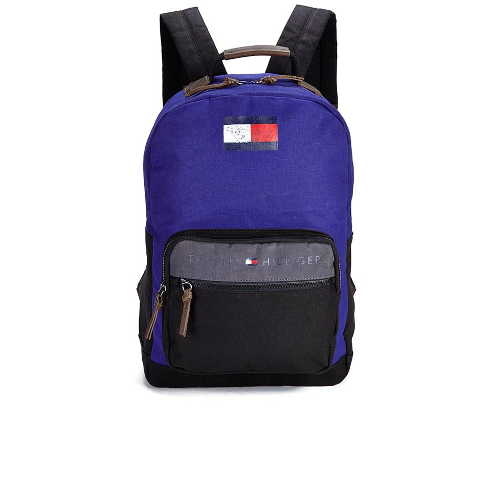 Tommy Hilfiger Mens Lance Backpack Jet Set Mens