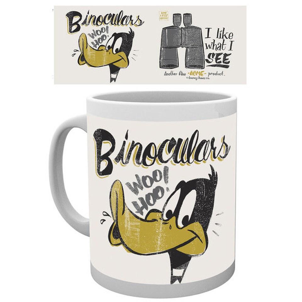 looney-tunes-binoculars-mug