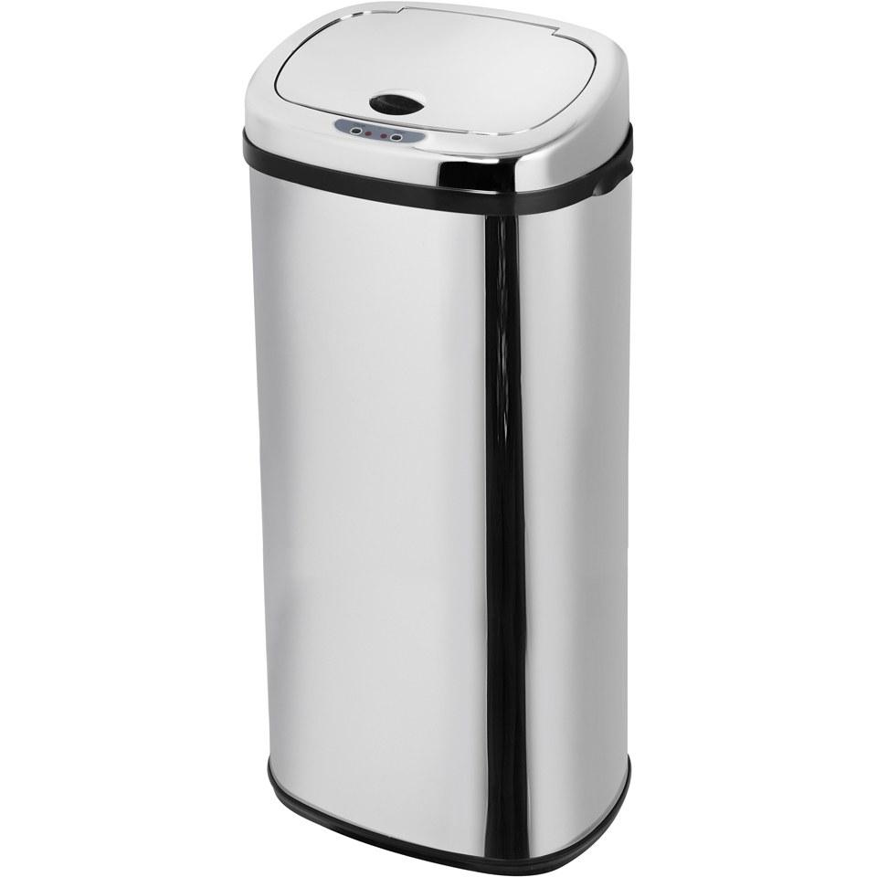 morphy-richards-971519mo-stainless-steel-square-sensor-bin
