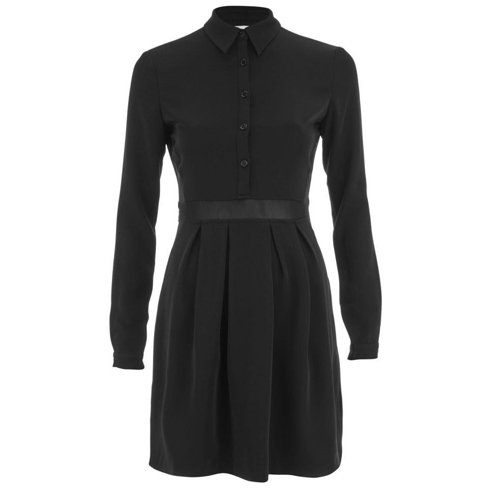 ash-women-recut-dress-black-38-10