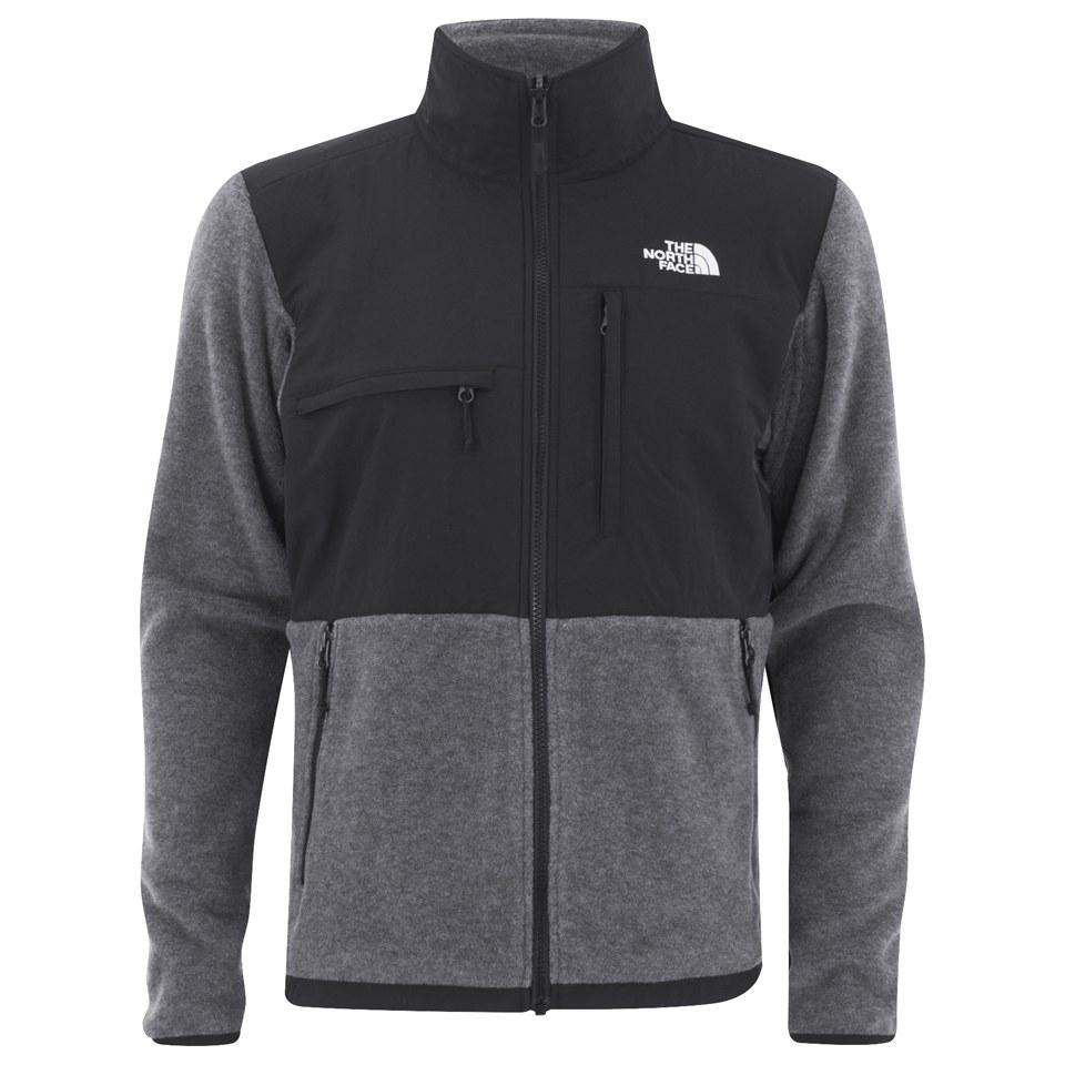 the-north-face-men-denali-2-polartec-jacket-charcoal-grey-l