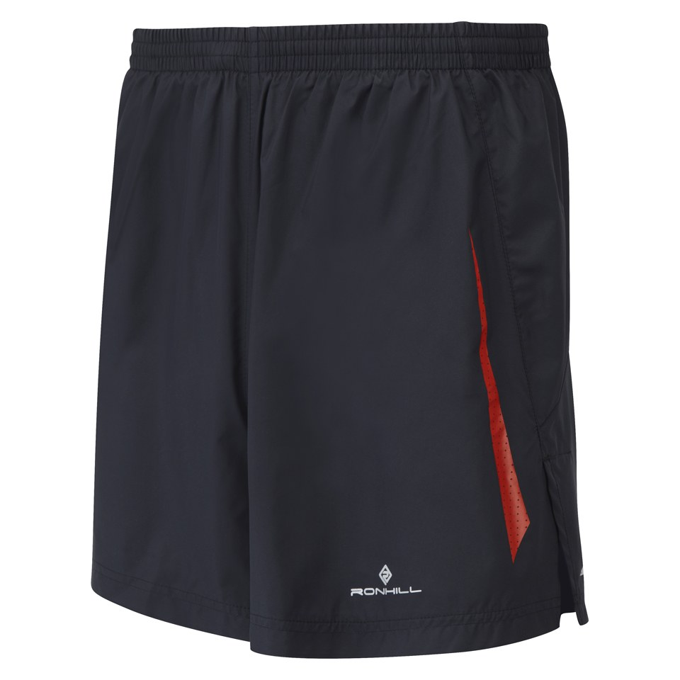 ronhill-men-advance-5-short-blackred-xl