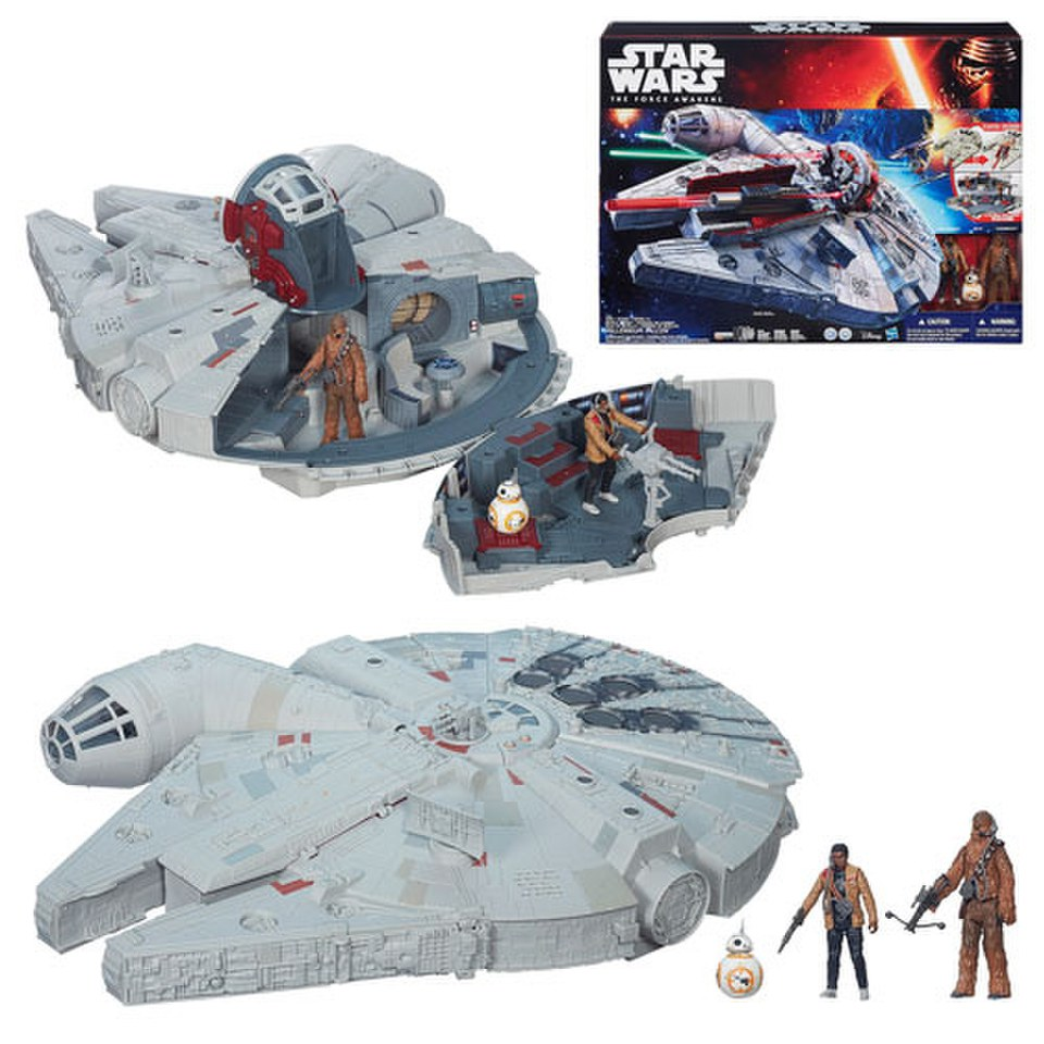 star-wars-the-force-awakens-millennium-falcon-with-figures-4-inch-vehicle