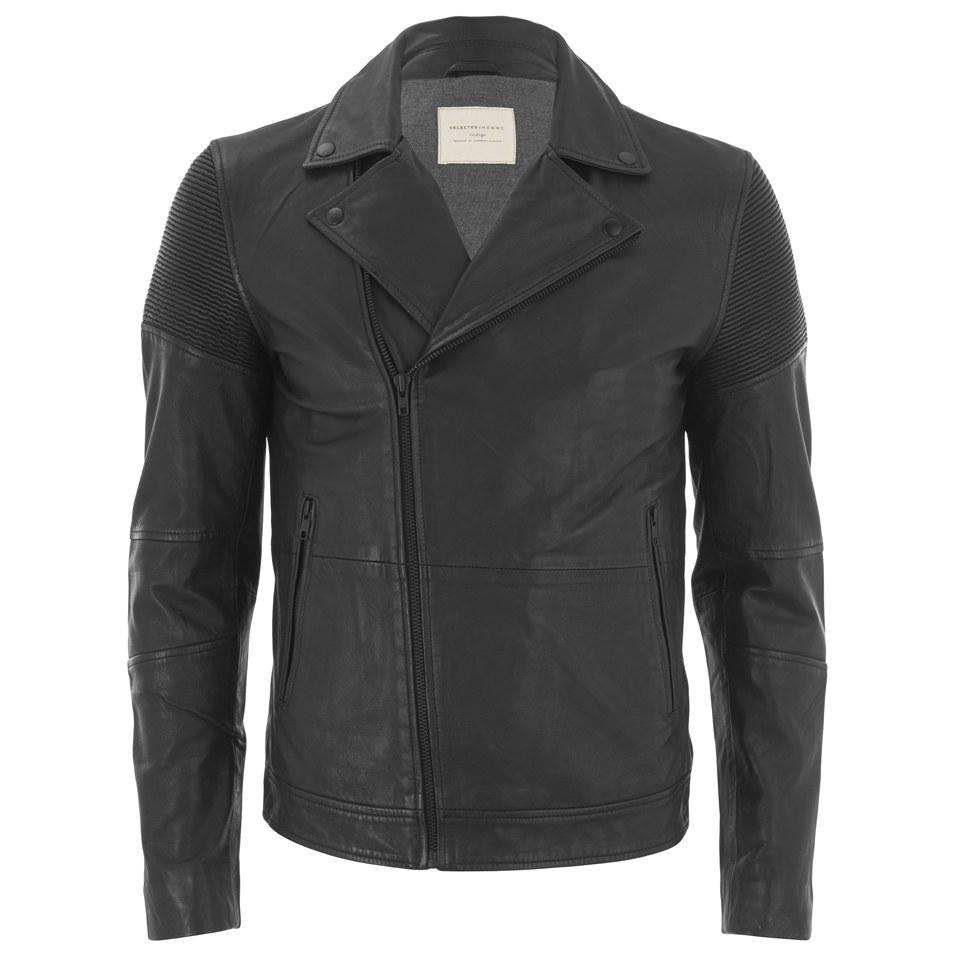 selected-homme-men-maverick-leather-jacket-black-xxl