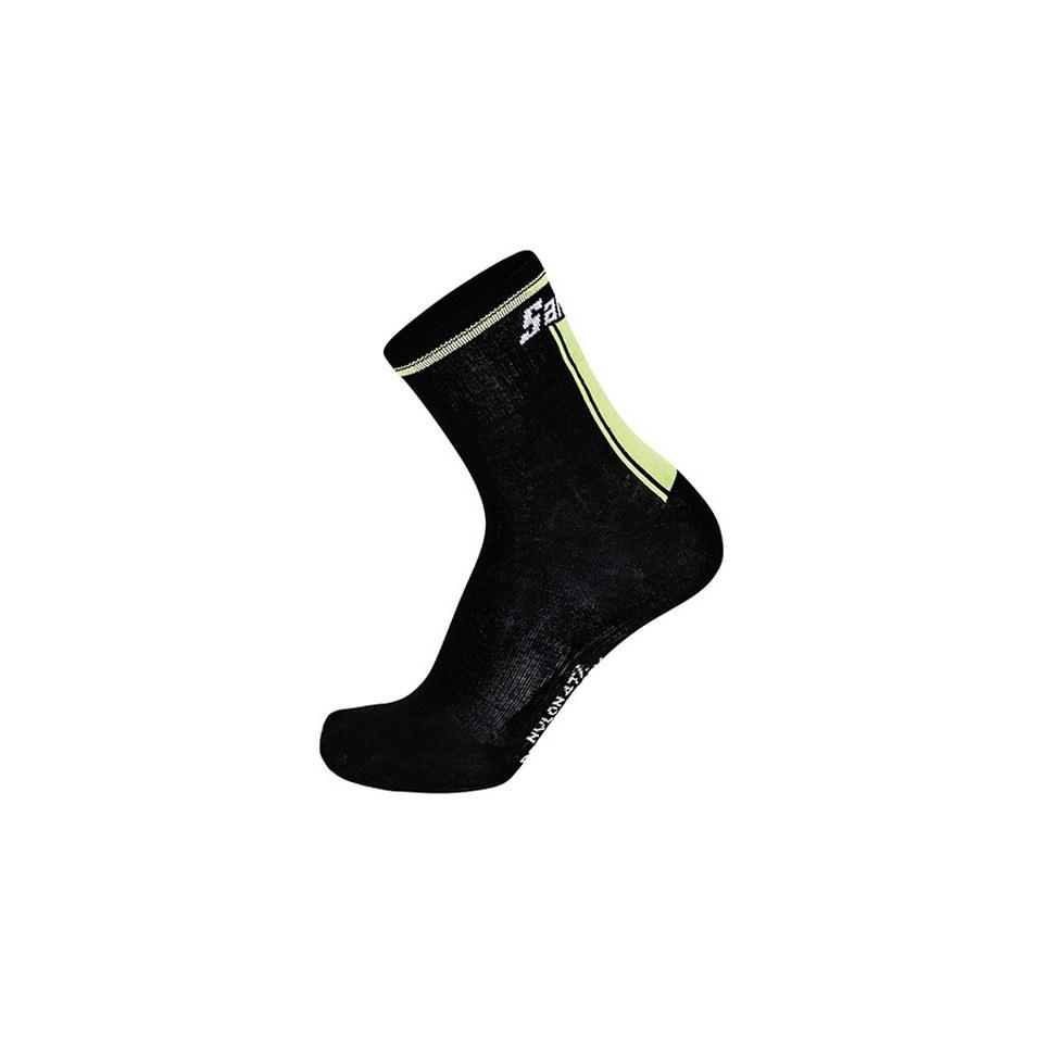 santini-primaloft-20-winter-medium-profile-socks-blackyellow-m-l