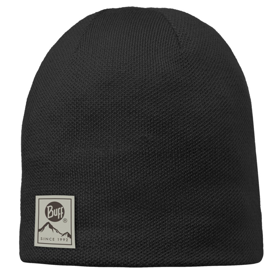buff-knitted-polar-hat-black