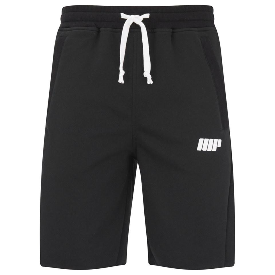 Foto Myprotein Men's Cut Off Shorts with Zip Pockets - Black, L
