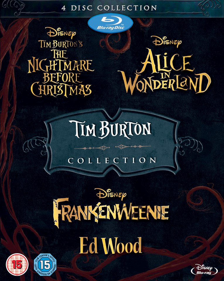 tim-burton-collection