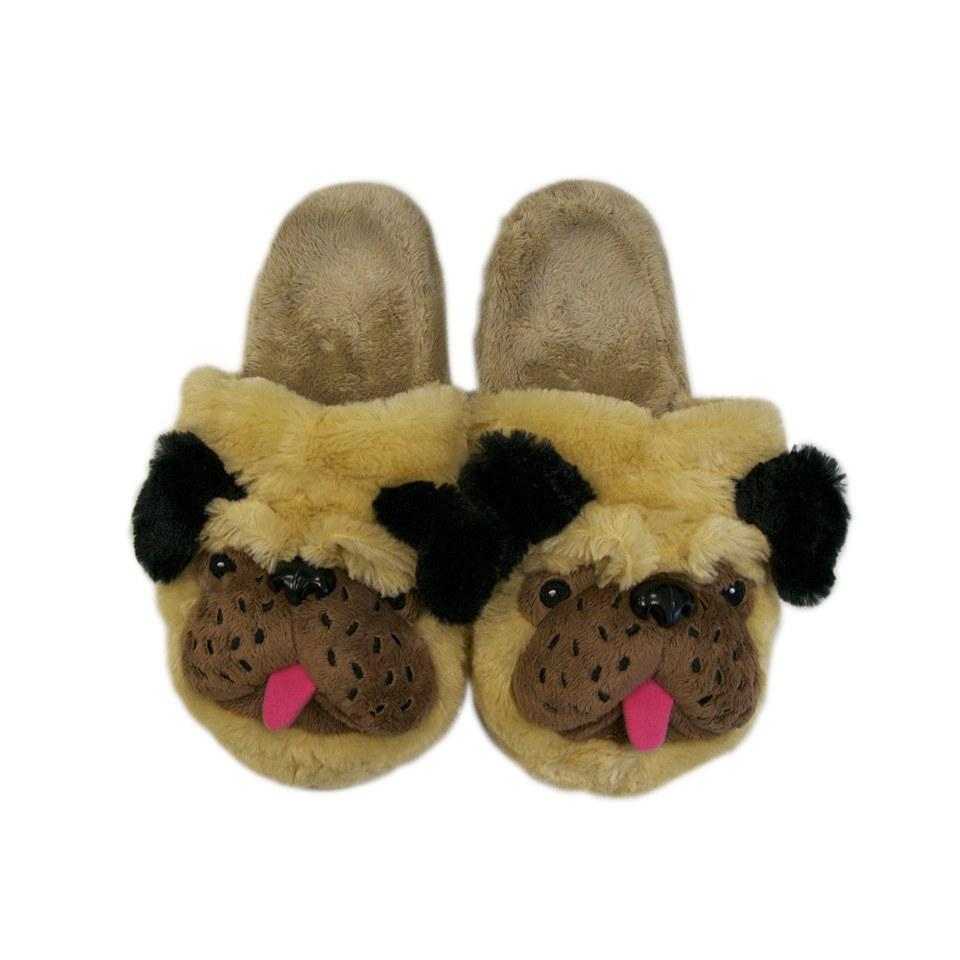 women-pug-slippers-brown-black