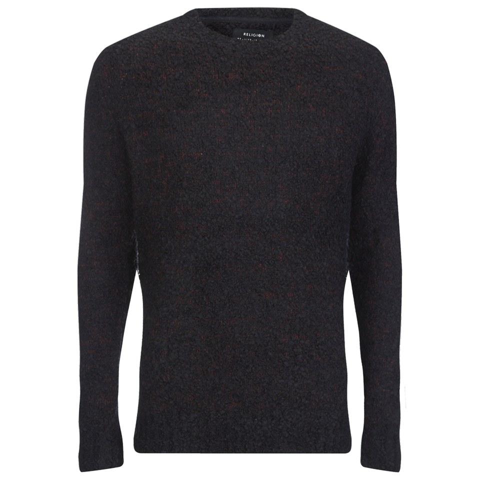 religion-men-lowe-crew-neck-knitted-jumper-red-black-xl