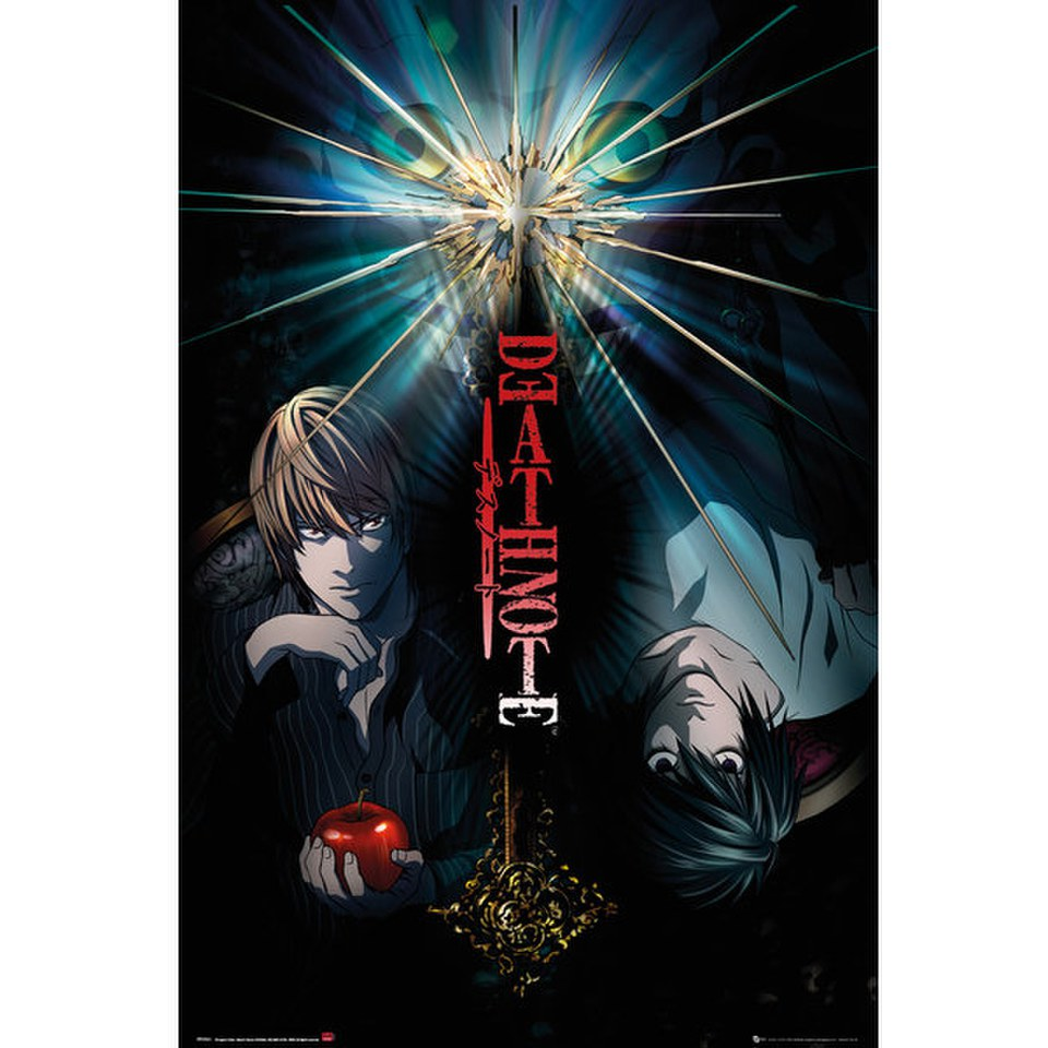 deathnote-duo-24-x-36-inches-maxi-poster
