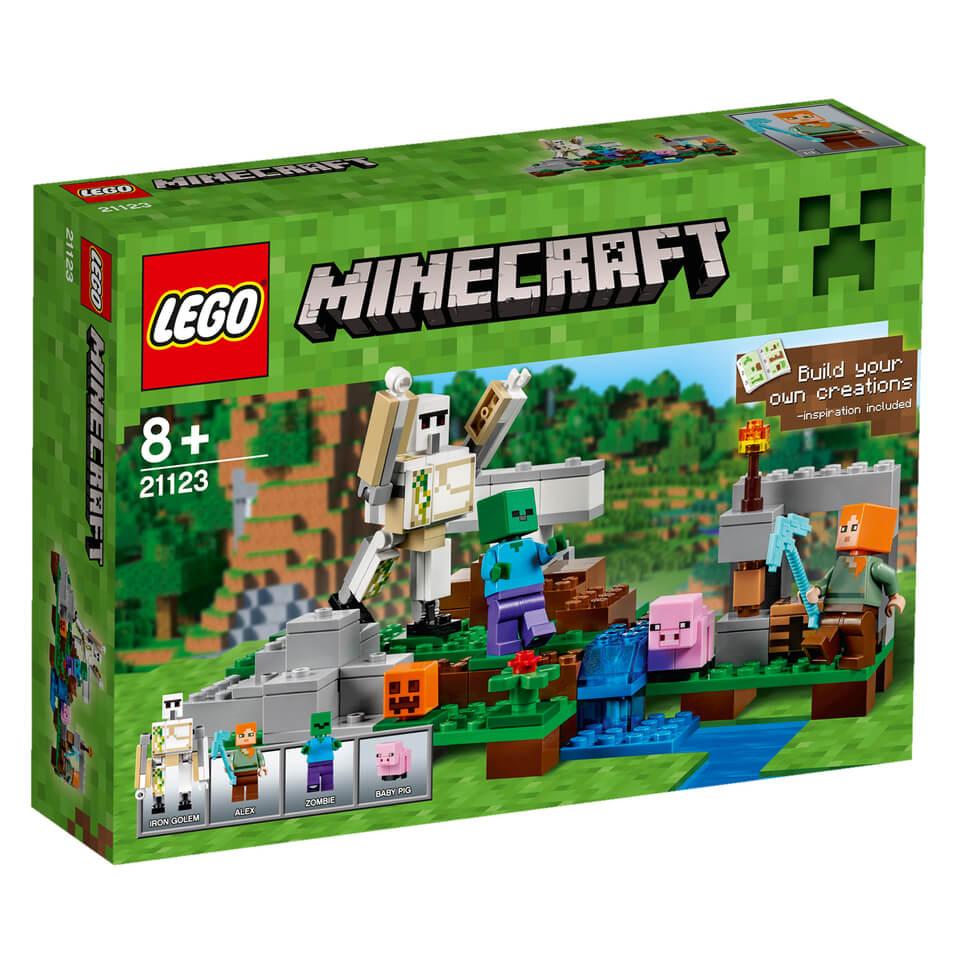 lego-minecraft-the-iron-golem-21123