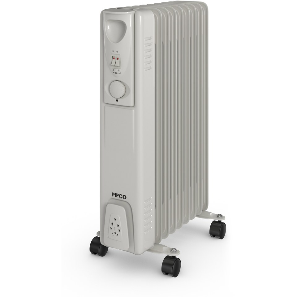 pifco-p43004y-oil-filled-radiator-white-2000w