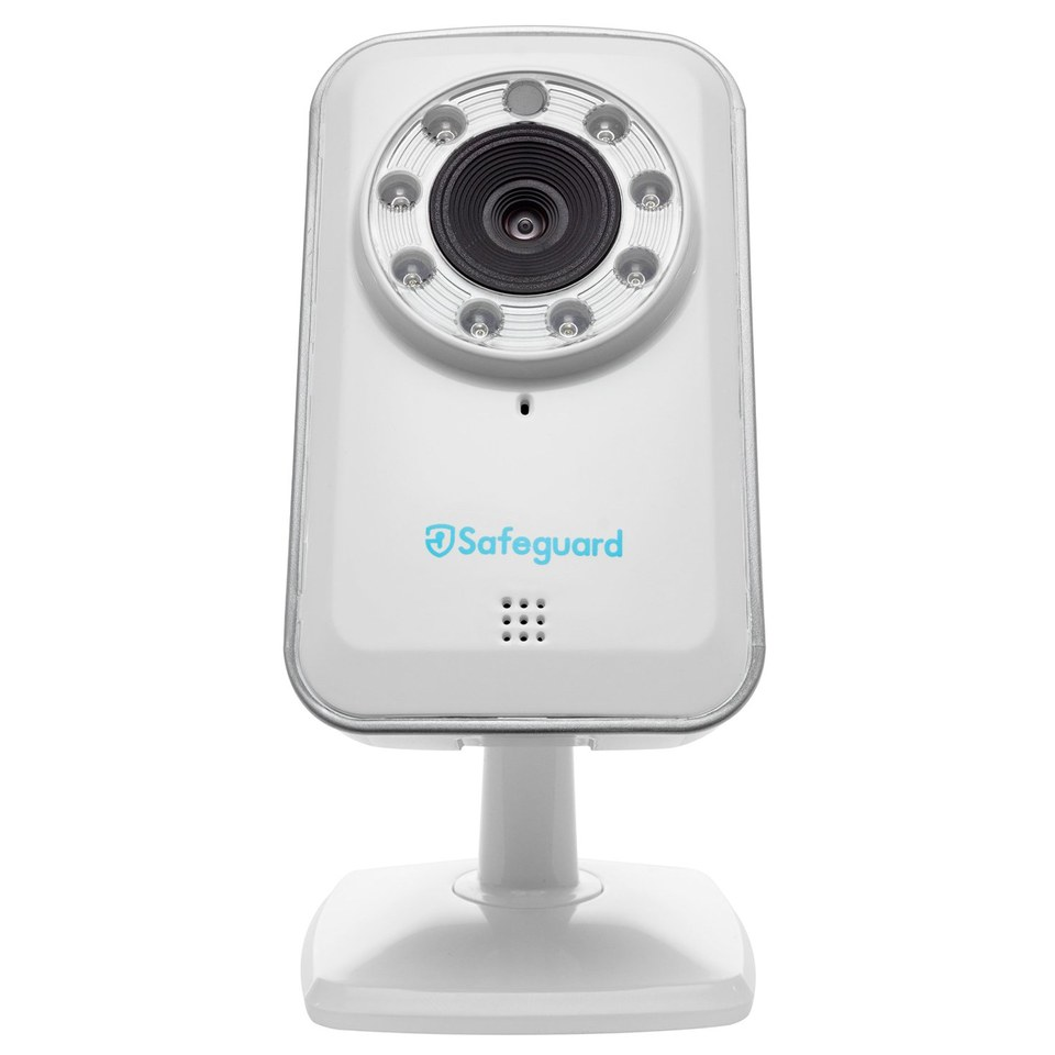 kitvision-safeguard-home-security-camera-white