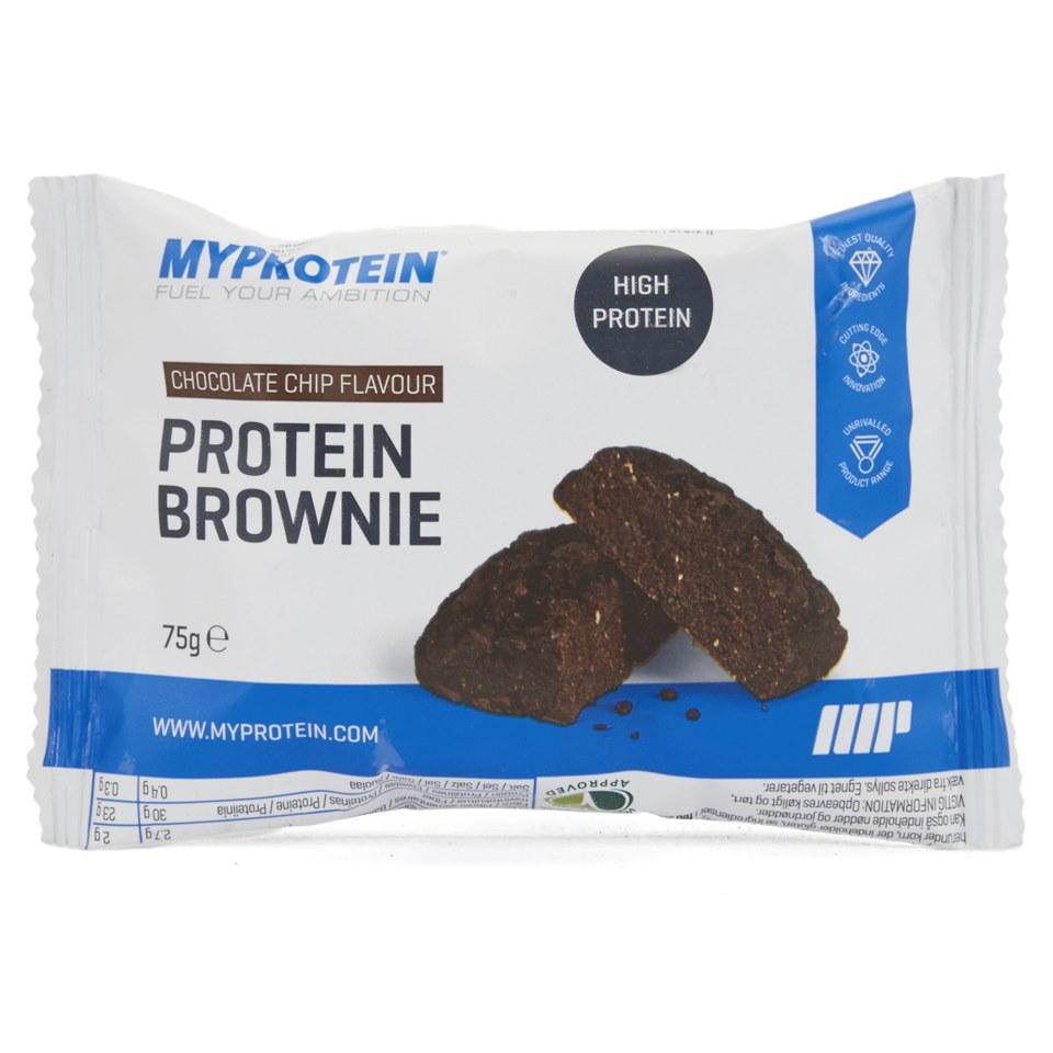 Protein Brownie Myprotein Com