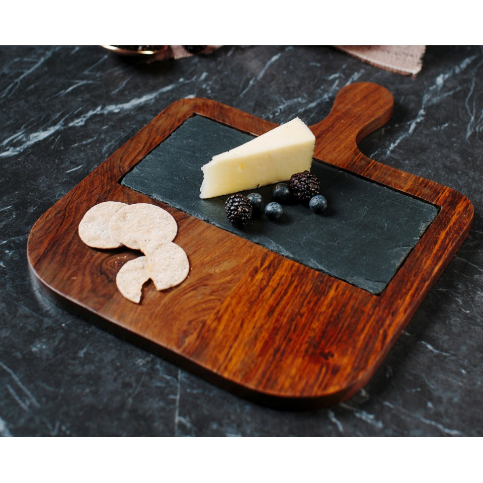 just-slate-sheesham-wood-serving-paddle-with-slate-insert