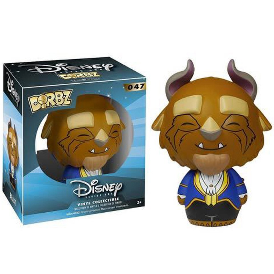 disney-beauty-the-beast-beast-dorbz-action-figure
