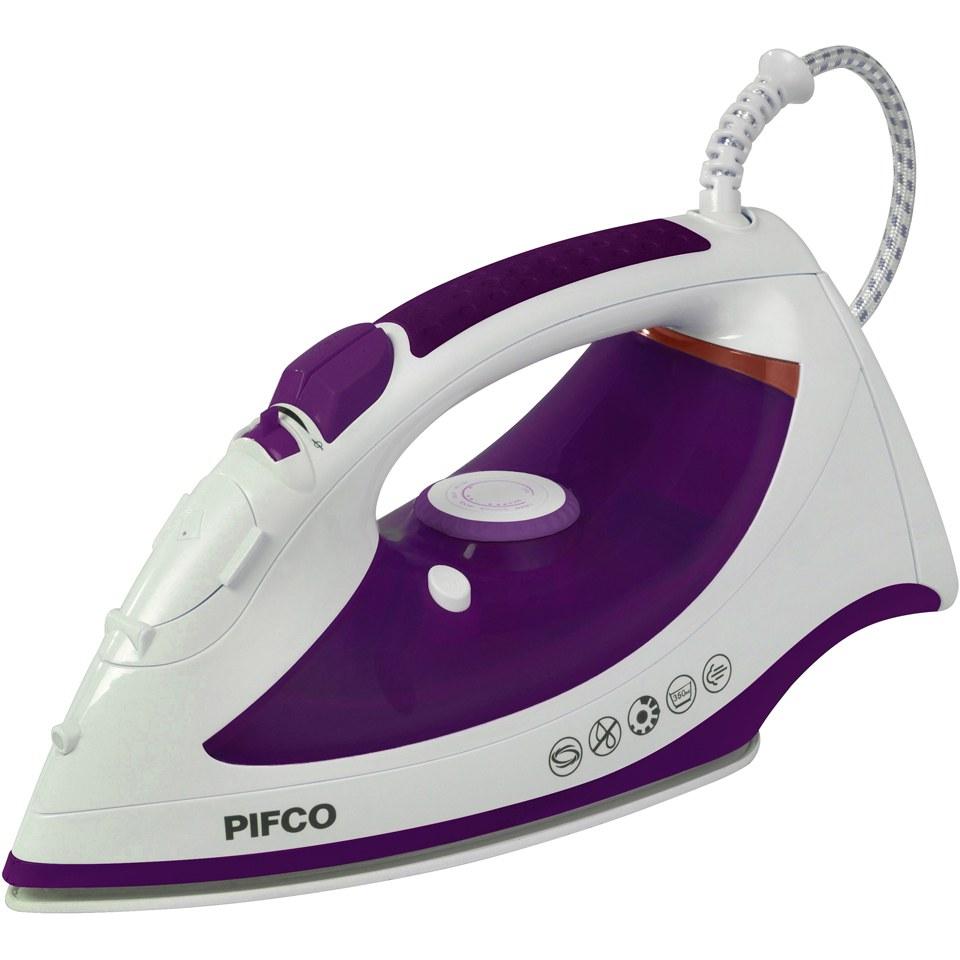 pifco-p22002pu-steam-iron-green-2800w