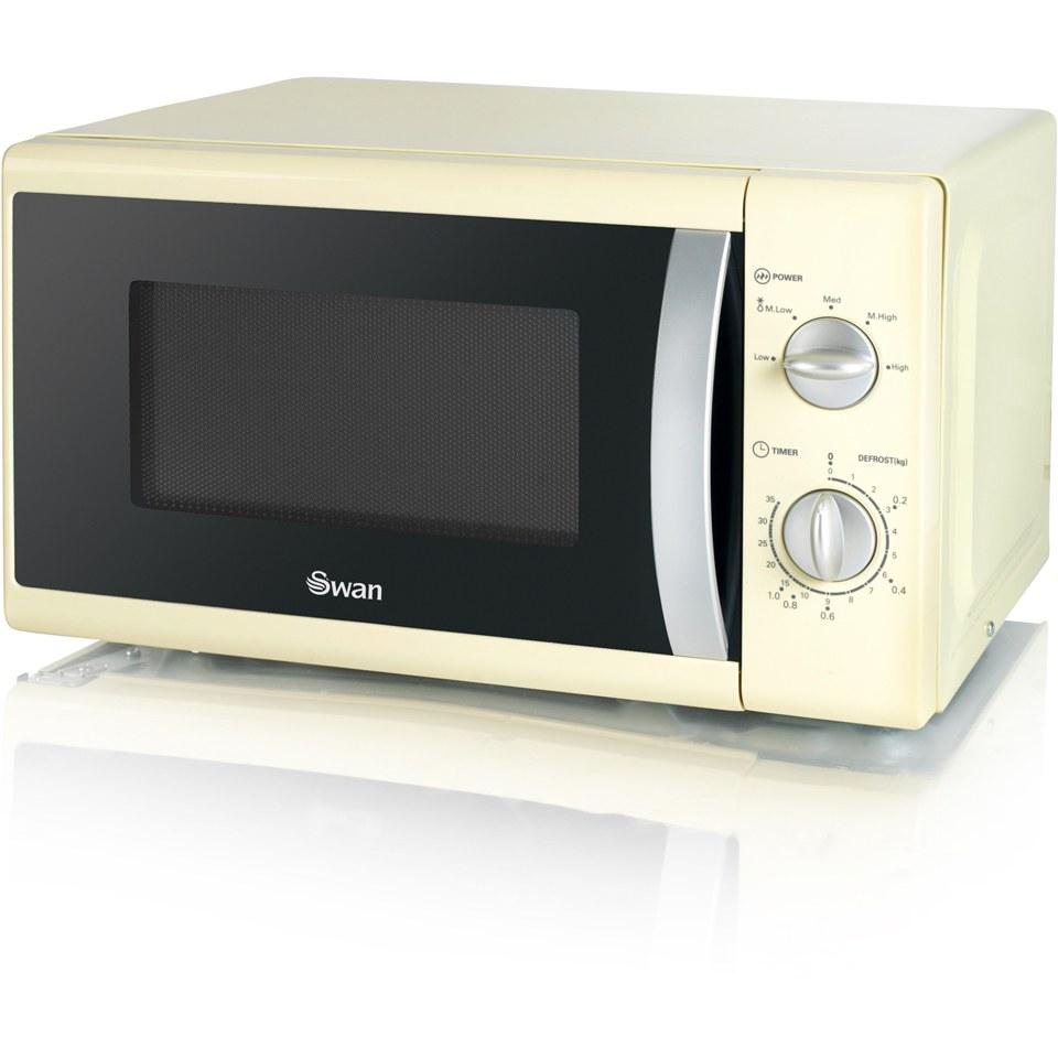 swan-sm40010cren-800w-solo-microwave-cream