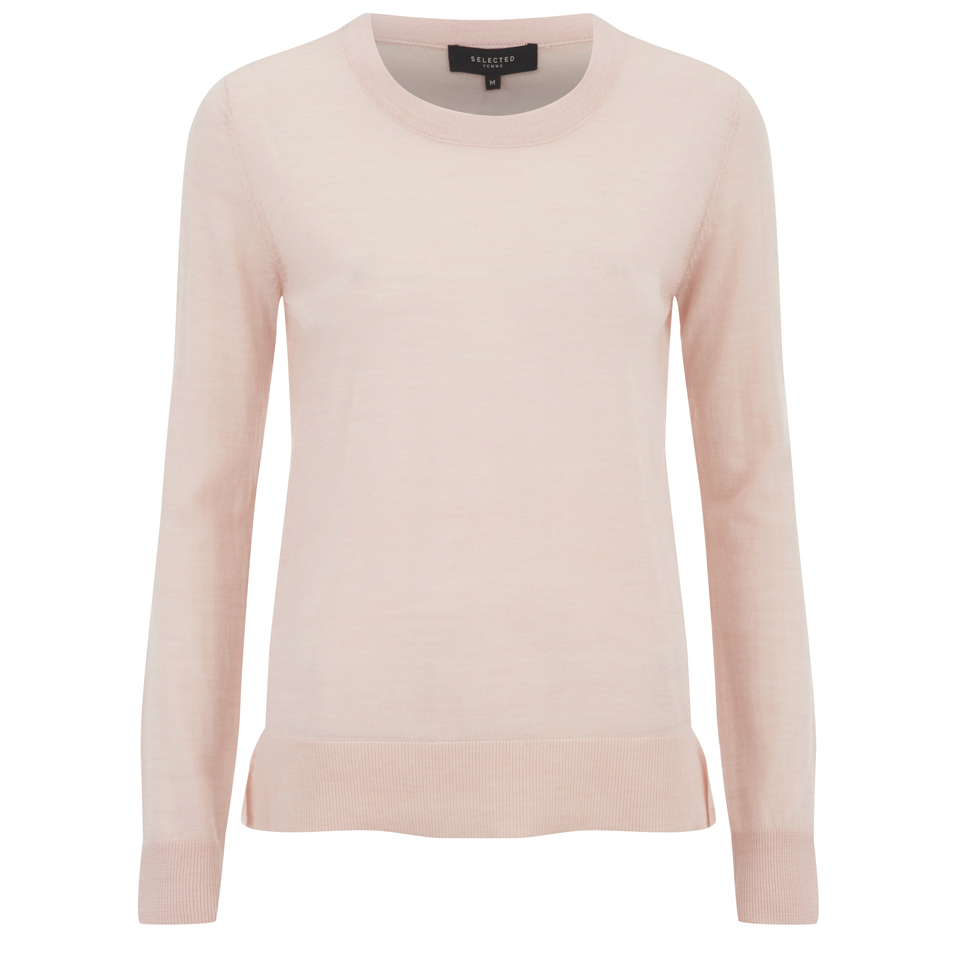 selected-femme-women-mero-knitted-o-neck-pullover-cameo-rose-m-10