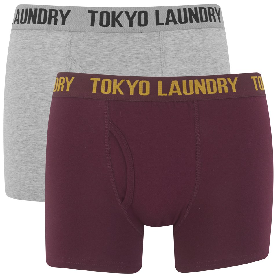 tokyo-laundry-men-2-pack-concord-boxers-oxbloodlight-grey-marl-s