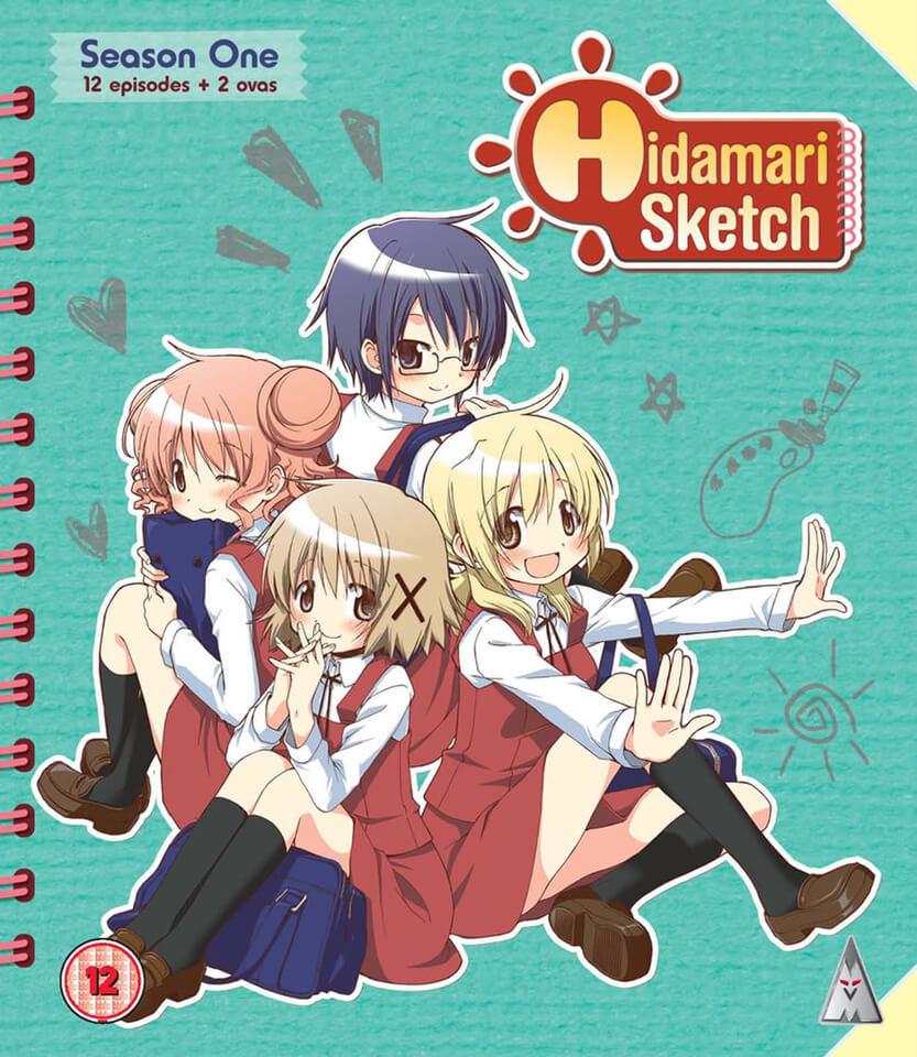 hidamari-sketch-season-one-collection