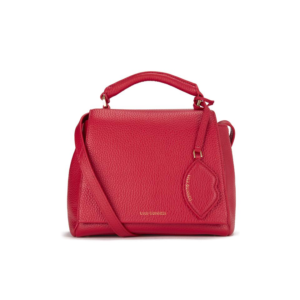 lulu-guinness-women-rita-small-cross-body-grab-bag-red