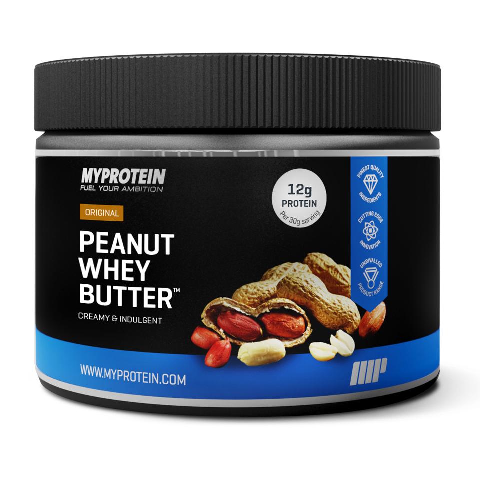 Protein Enhanced Peanut Butter, Unflavoured,