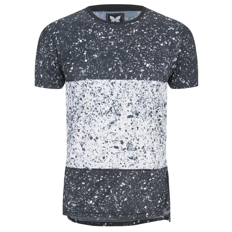 good-for-nothing-men-heath-speckle-t-shirt-black-s