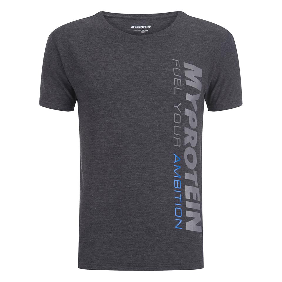 Foto Myprotein Men's Tag T-Shirt - Grey - XXL