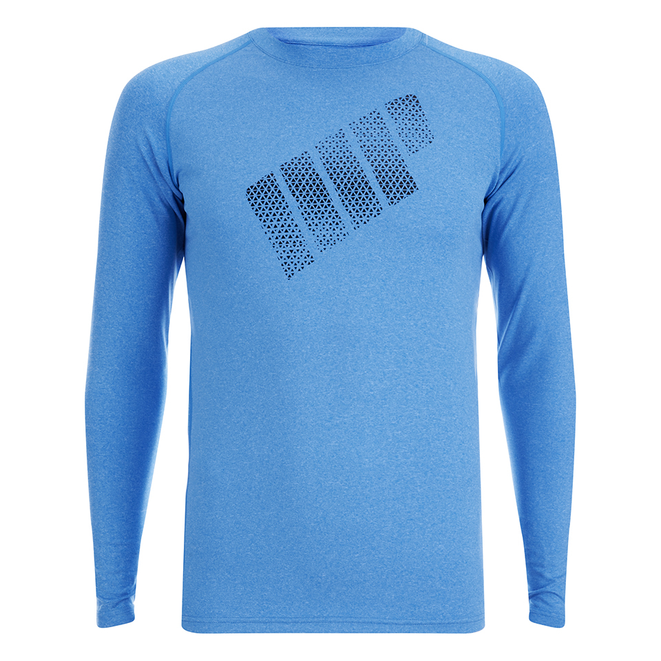 Foto Myprotein Men's Mobility Long Sleeve Top - Blue - S