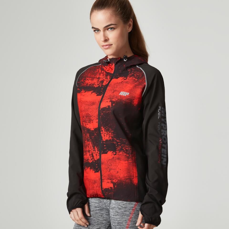 Foto Myprotein Women's Running Jacket - Red Concrete - UK 12