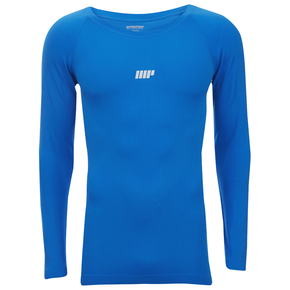 Myprotein Men's Seamless Long Sleeve Performa
